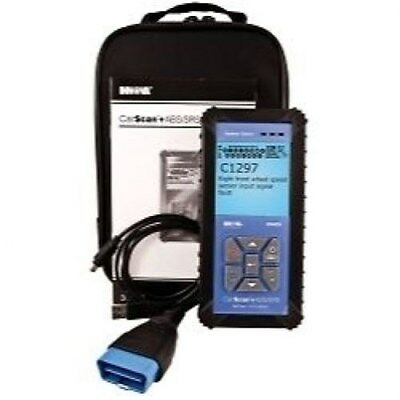 CarScan ABS SRS CAN Diagnostic Scan Tool OBD II OBD 2 EPI31603 Live data graph