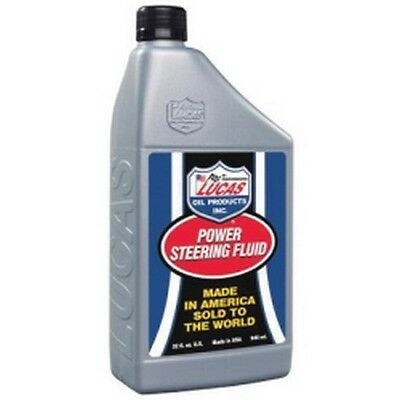 Power Steering Fluid 32oz, 12p LUC10824 Brand New!