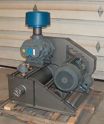 20HP Positive Displacement Blower
