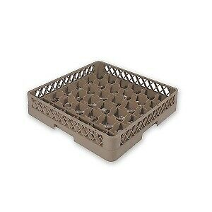 New Commerical Dishwasher Glass Rack 36 Compartment