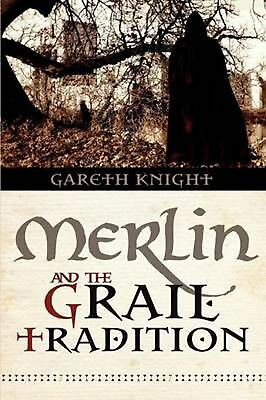 Merlin and the Grail Tradition by Gareth Knight (English) Paperback Book Free Sh