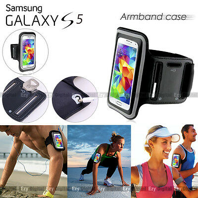 Running GYM Armband Case For Samsung Galaxy S3 S4 S5 S6 S7 edge Note 2 3 4 5