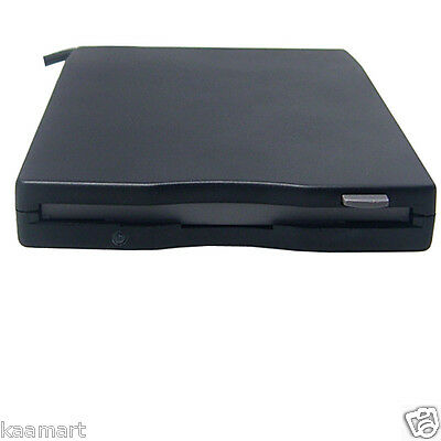 NEW USB External Portable 3.5'' 1.44MB Floppy Disk Drive Burner for PC laptop