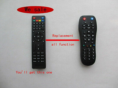 Remote Control For WD WDBGXT0000NBK-AESN C3H EESN WDTV HDTV LIVE TV Media player