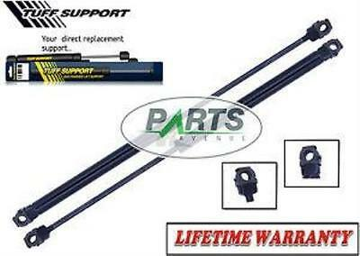 2 Rear Trunk Lid Lift Supports Shocks Struts Arms Props Rods Damper