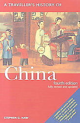 A TRAVELLER'S HISTORY OF CHINA [9781566564861] - STEPHEN G. HAW (PAPERBACK) NEW