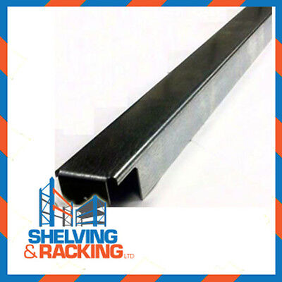 Galvanised pallet support bar for pallet racking - 1100mm