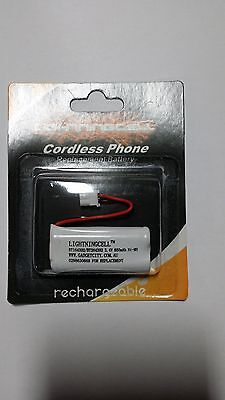 Telstra Replacement Battery Vthch73C02 Cordless Phone Suit 12950 12850 Phones