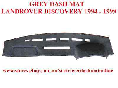 Dash Mat,dashmat,dashboard Cover Fit Land Rover Discovery 1994-2004,airbag, Grey