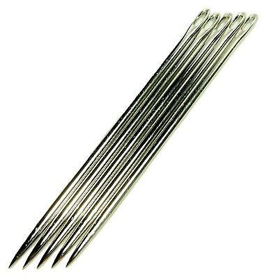 Bookbinding Needles x 5 (Size-15 Large) for Heavyweight 18/3 Threads