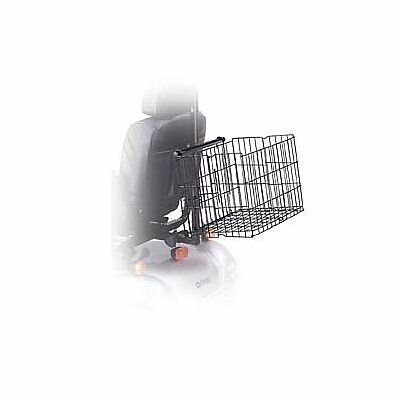 DRIVE SF8020 Scooter Basket Accessory Holder Tote Rear Mount