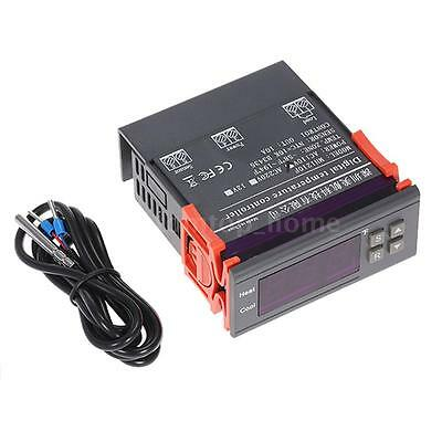 110V 10A Mini Digital MH1210F All-purpose Temperature Controller With Sensor US