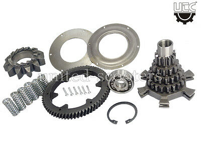 Vespa PX LML Spring Gear Set with  65 Teeth Outer Gear