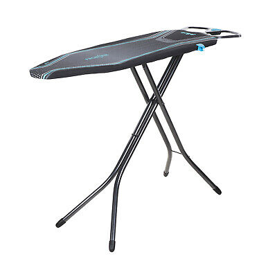 NEW Minky Ergo Ironing Board 122 x 38cm with Blue Prozone Cover FREE P&P