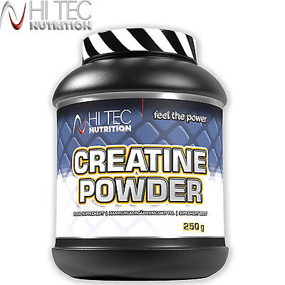 Creatine Powder 250g Monohydrate Quality Strong Anabolic Muscle Growth Gym Gain