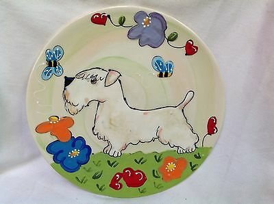 Sealyham Terrier Dog Bowl