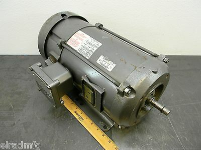 Baldor DC CDX2001 1hp 1750rpm Electric Motor Hazardous Location Explosion Proof