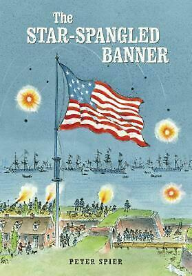 The Star-Spangled Banner by Peter Spier (English) Hardcover Book Free Shipping!