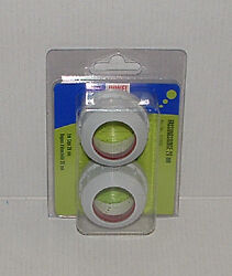 JUWEL 16mm HIGH-LITE END CAPS PACK OF 2. Genuine Juwel