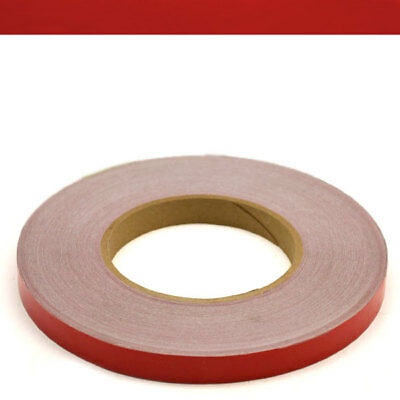 Rinker Boats 218721 Berry Red Vinyl 1/2 In X 150 Ft Boat Pinstripe Tape (Roll)