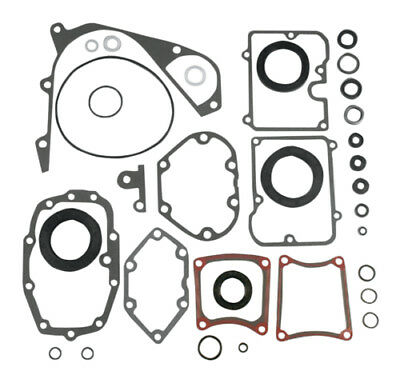 James Gaskets 5-Speed Transmission Gasket and Seal Kit For Harley JGI-33031-85
