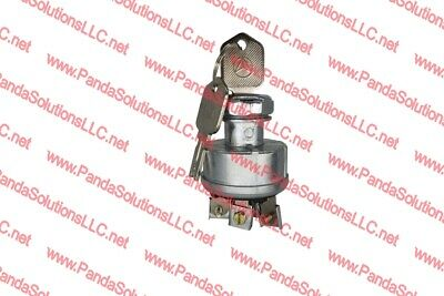 NISSAN FORKLIFT TRUCK PARTS 25150-L1100 IGNITION SWITCH WITH KEY