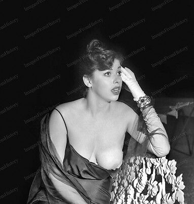 8x10 Print Sexy Model Pin Up 1968 Nudes #672636