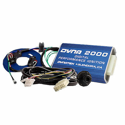 Dynatek Dyna 2000 Digital Performance Ignition Module For Suz GSX-R750/1100 RF