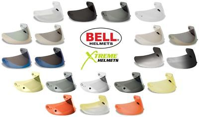 Bell Click Release Shield for Star RS-1 Vortex Revolver Evo Qualifier DLX Helmet