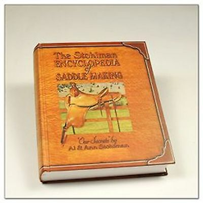 Stohlman Encyclopedia of Saddlemaking 61940-05 Tandy Leather