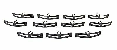 58-59-60 CHEVY  Hood to Cowl Seal Clips Holds rubber seal to Firewall 55 56