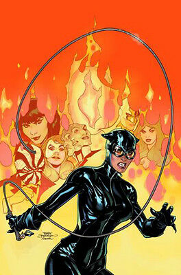 Catwoman  #32   New Pre Order  (25/6/2014)