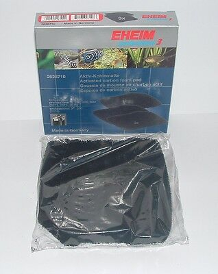EHEIM 2628710 PROFESSIONAL 3 2071-75 250, 350, 600 & 3e 350 Activated carbon pad