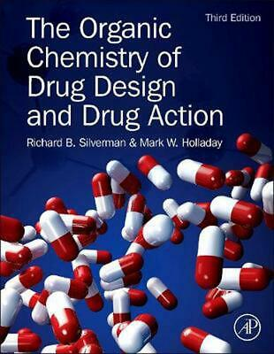 Organic Chemistry of Drug Design and Drug Action by Richard B. Silverman (Englis