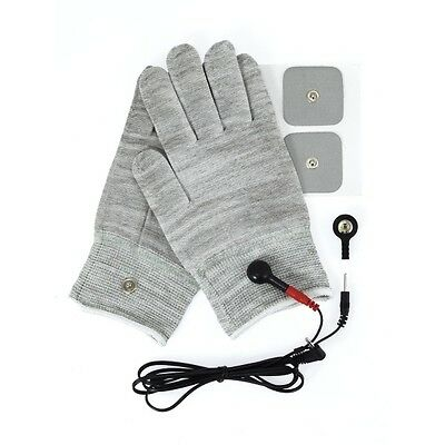 Rimba Electro Gloves Per Pair In Box With Accesoiries