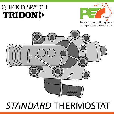 New Genuine * TRIDON * Standard Thermostat For Citroen C3 C4 Exclusive 1.6 VTR