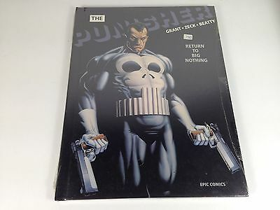 Comics VO THE PUNISHER 1989 etat proche du neuf mint collector