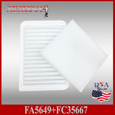 35667,5649  Ca10171 Cf10285  Package Deal  Camry & Venza Cabin & Engine Filter