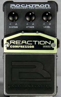 Rocktron Reaction Compressor Pedal