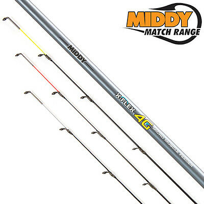 Middy X-Flex 4G Micro Muscle Feeder Rod 3m - 20031