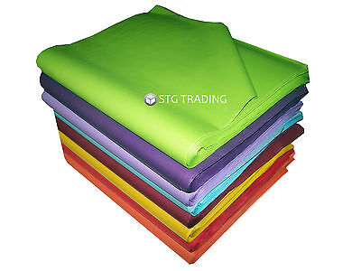 Coloured Acid Free Tissue Paper High Quality 500mm x 750mm - All Colours