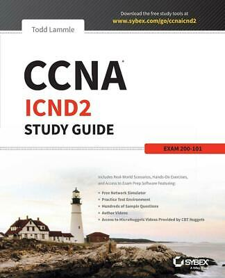 CCNA Icnd2 Study Guide: Exam 200-101 Fakeprint by Todd Lammle (English) Paperbac