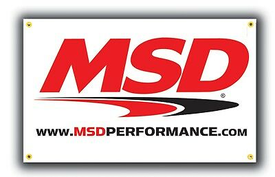 MSD Ignition 9420 Banner