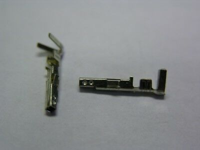100 Molex Mini-Fit Jr. 39-00-0039 24-18AWG 5556 Female Crimp Terminals