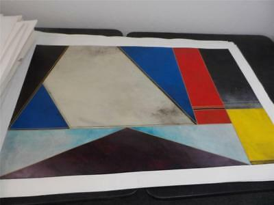 Paintings Huge Lot Of Approximately 625 W/Many Known Artists With Some Originals