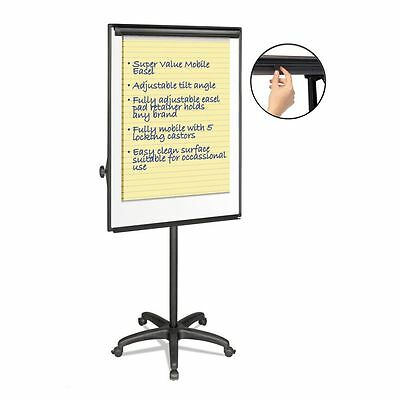 MasterVision Mobile Presentation Dry Erase Easel - BVCEA4800055