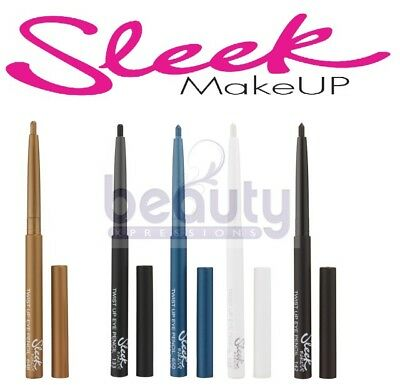 Sleek Waterproof Twist Up Eyebrow Pencil, Various Colours Available
