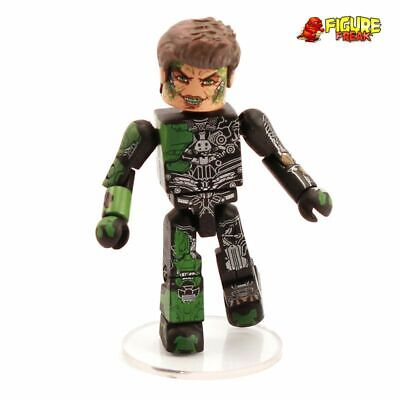 Marvel Minimates Series 56 Amazing Spider-Man 2 Movie Battle Damaged /& Electro