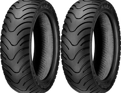 (2) New Kenda 3.00-10 K413 Scooter Tires 88-01 Honda SA50 / SA50P Elite LX/S/SR