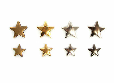 STARS IRON ON HOT-FIX Stud Bead 4 Colours DIY CRAFT BUY 1 GET 1 FREE OFFER**